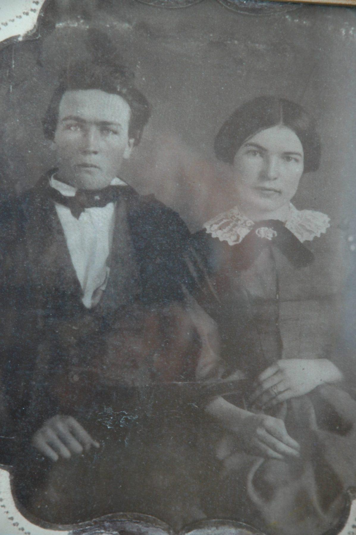 Bridget O'Farrell – Wedding 1853