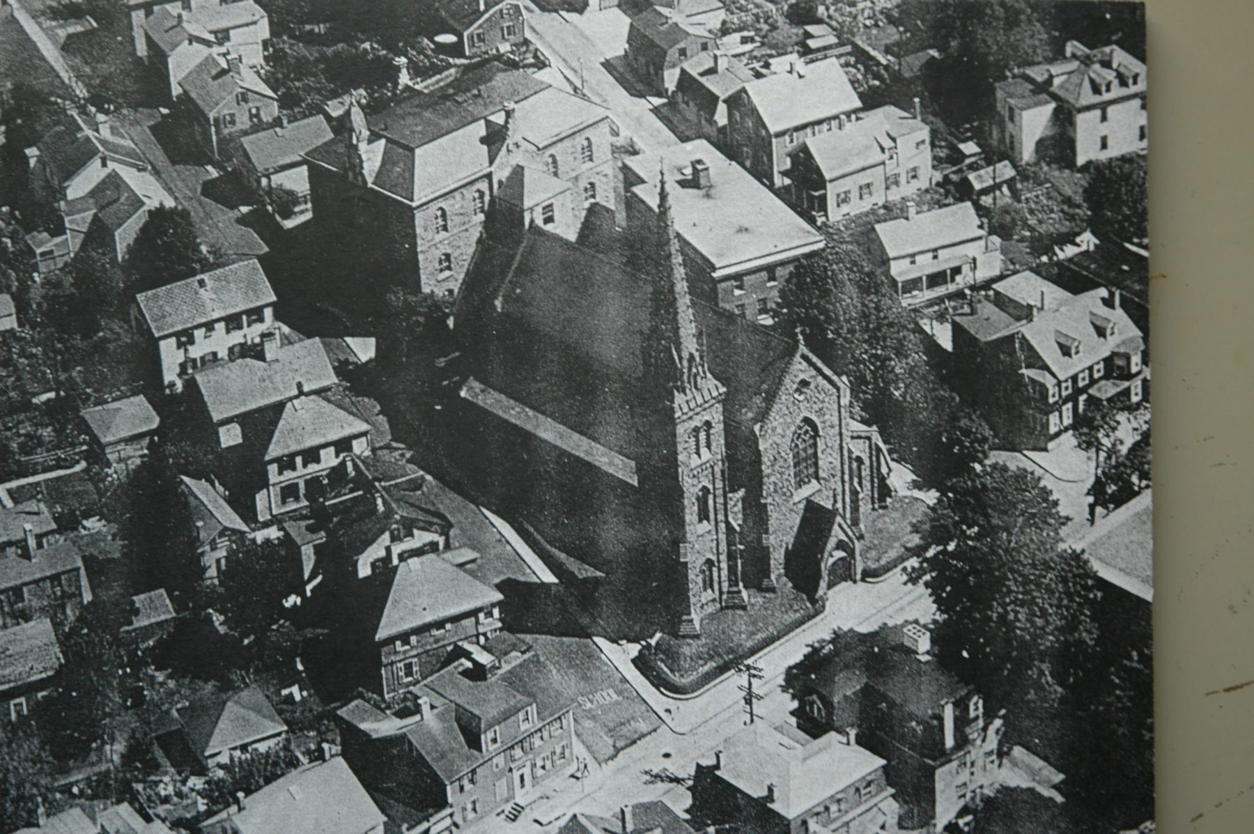 Photo of St. Mary's