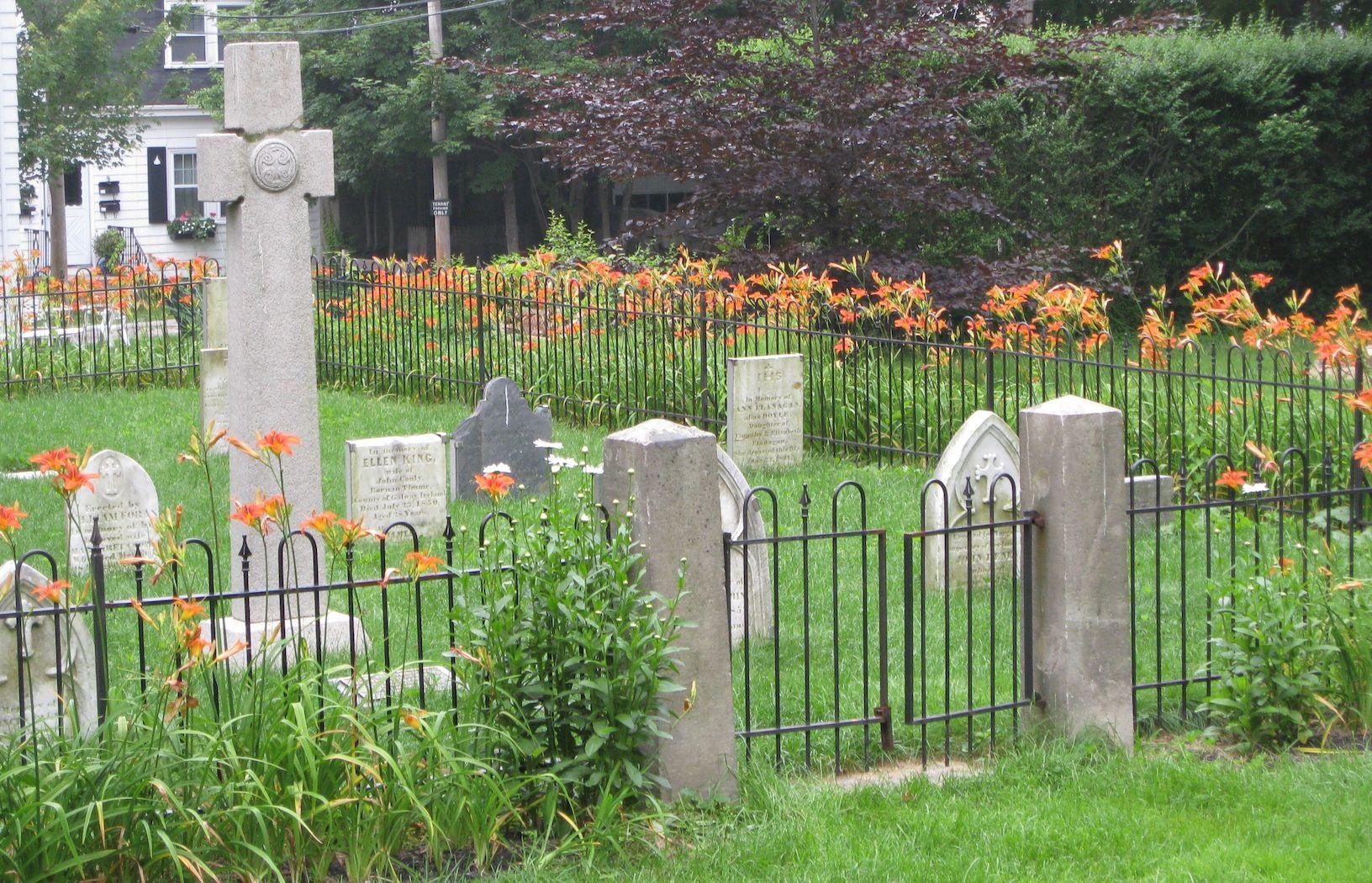 Barney Street (St. Joseph's) Cemetery