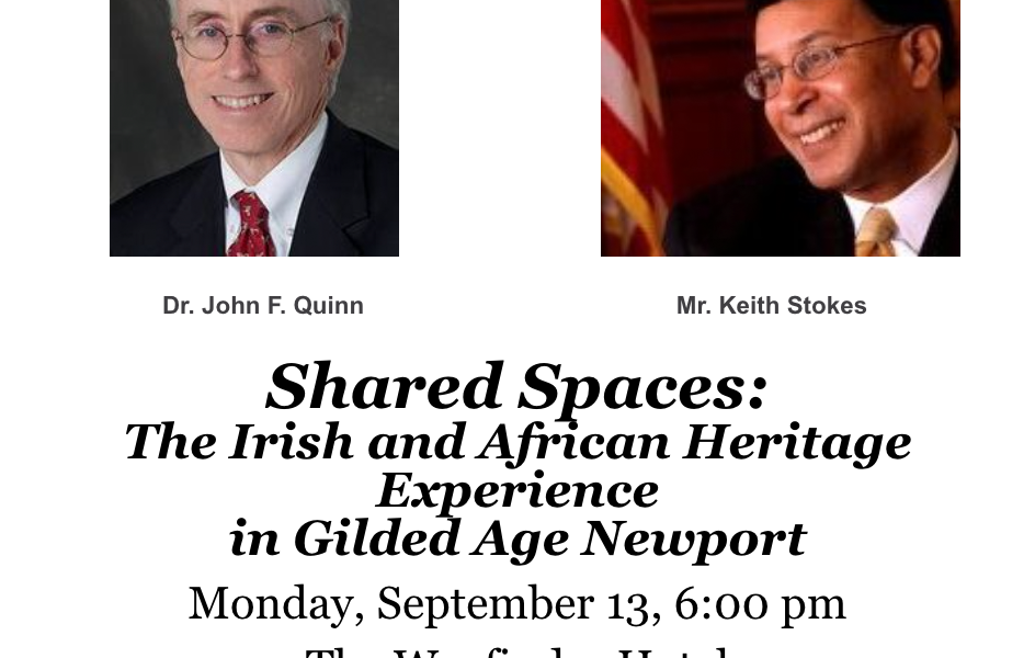 September Happenings – 20th Annual Crowley Lecture Series Kick-off